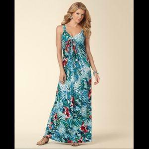 Soma Tropical Maxi Dress